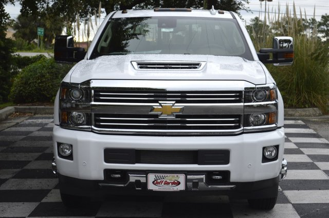 2017 Silverado 3500 Crew Cab 4x4, Pickup #S2402 - photo 4