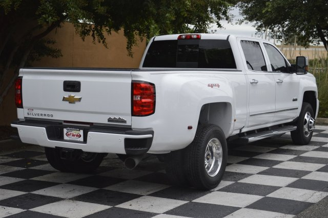 2017 Silverado 3500 Crew Cab 4x4, Pickup #S2402 - photo 2