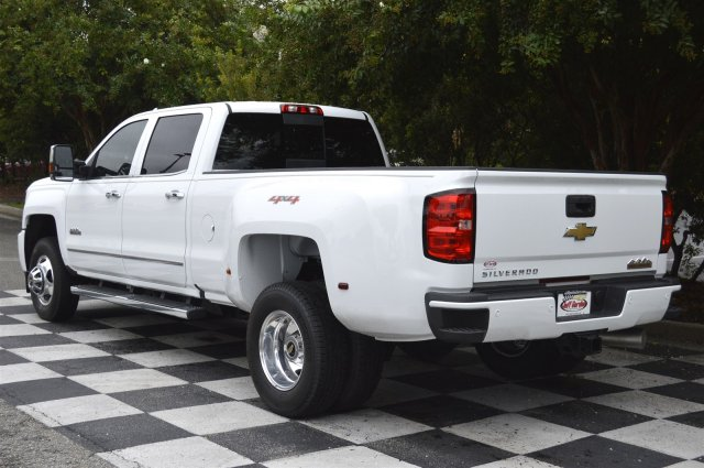 2017 Silverado 3500 Crew Cab 4x4, Pickup #S2402 - photo 5