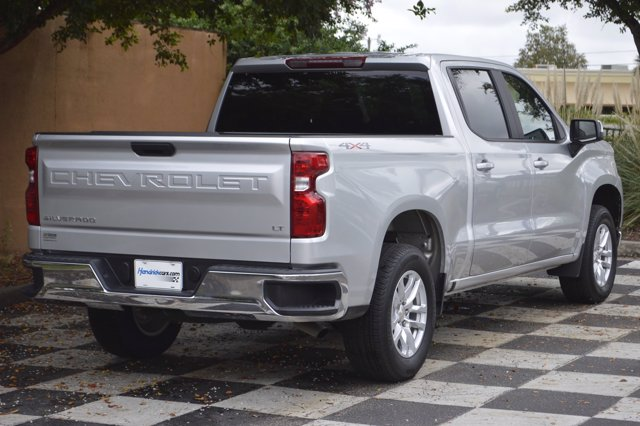 2020 Chevrolet Silverado 1500 Crew Cab 4x4, Pickup #SA28809 - photo 1