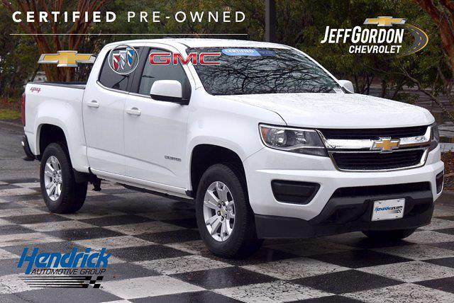 2020 Chevrolet Colorado Crew Cab 4x4, Pickup #SA29399 - photo 1