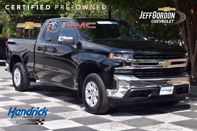 2020 Chevrolet Silverado 1500 Double Cab 4x4, Pickup #SA29421 - photo 1