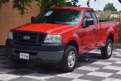 2006 Ford F-150 Regular Cab 4x4, Pickup #SA29625A - photo 3