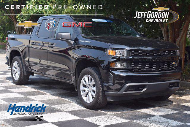 2019 Chevrolet Silverado 1500 Crew Cab 4x4, Pickup #SA29811 - photo 1