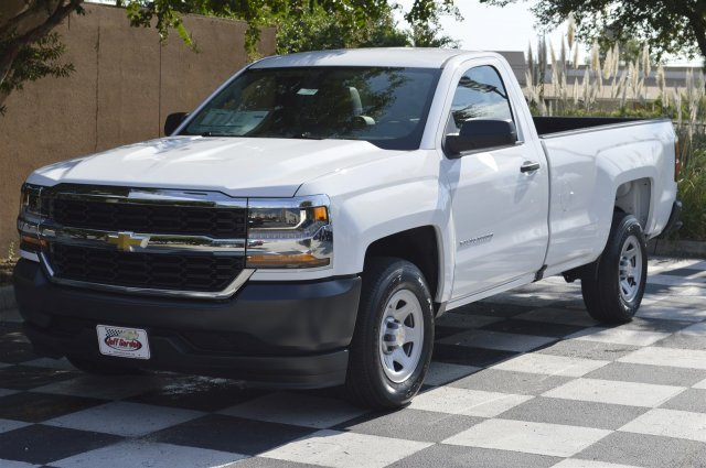 2018 Silverado 1500 Regular Cab Pickup #T1054 - photo 3