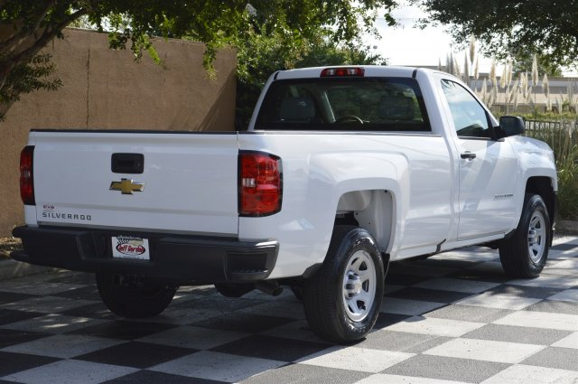 2018 Silverado 1500 Regular Cab Pickup #T1054 - photo 2