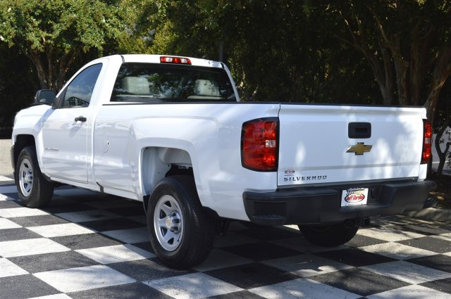 2018 Silverado 1500 Regular Cab, Pickup #T1054 - photo 5
