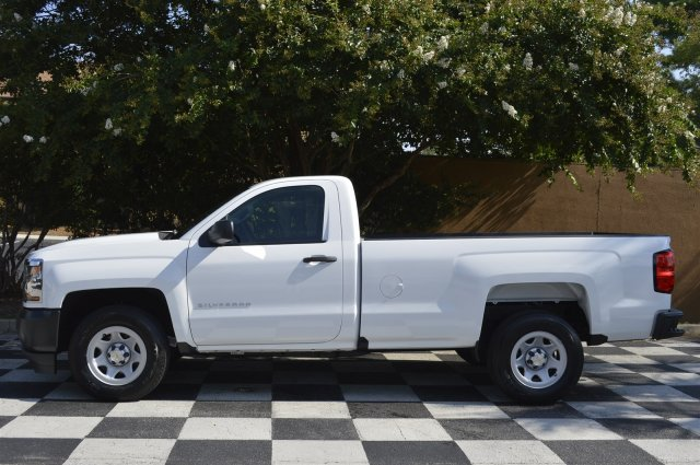 2018 Silverado 1500 Regular Cab Pickup #T1054 - photo 7