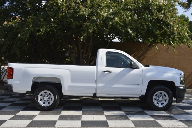 2018 Silverado 1500 Regular Cab, Pickup #T1054 - photo 8