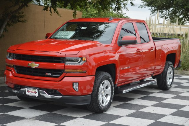 2018 Silverado 1500 Extended Cab 4x4, Pickup #T1055 - photo 3