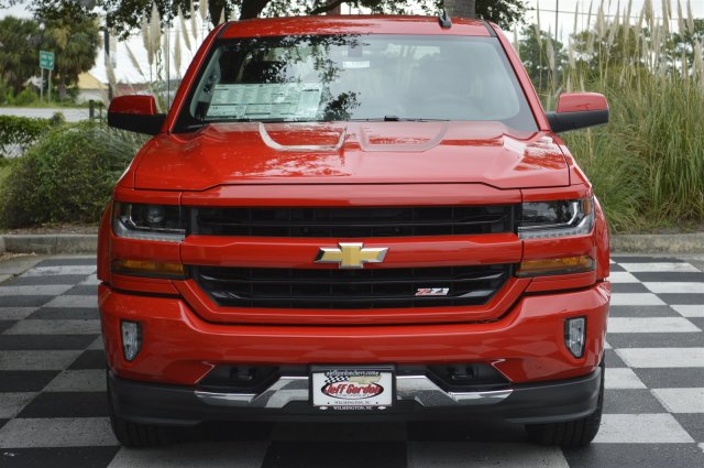 2018 Silverado 1500 Extended Cab 4x4, Pickup #T1055 - photo 4