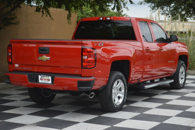 2018 Silverado 1500 Extended Cab 4x4, Pickup #T1055 - photo 2