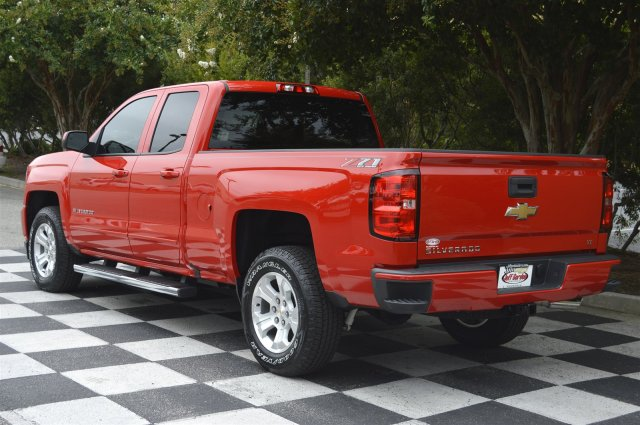 2018 Silverado 1500 Extended Cab 4x4, Pickup #T1055 - photo 5