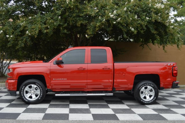 2018 Silverado 1500 Extended Cab 4x4, Pickup #T1055 - photo 7