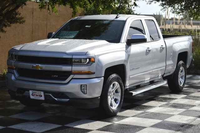 2018 Silverado 1500 Double Cab 4x4, Pickup #T1058 - photo 3