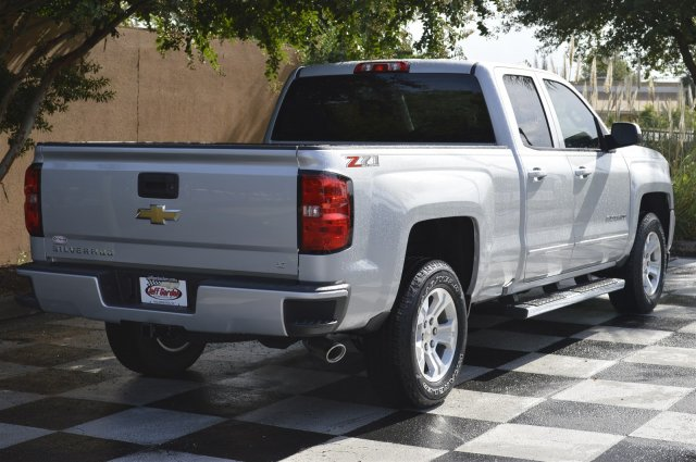 2018 Silverado 1500 Double Cab 4x4, Pickup #T1058 - photo 2