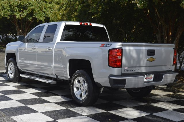 2018 Silverado 1500 Double Cab 4x4, Pickup #T1058 - photo 5