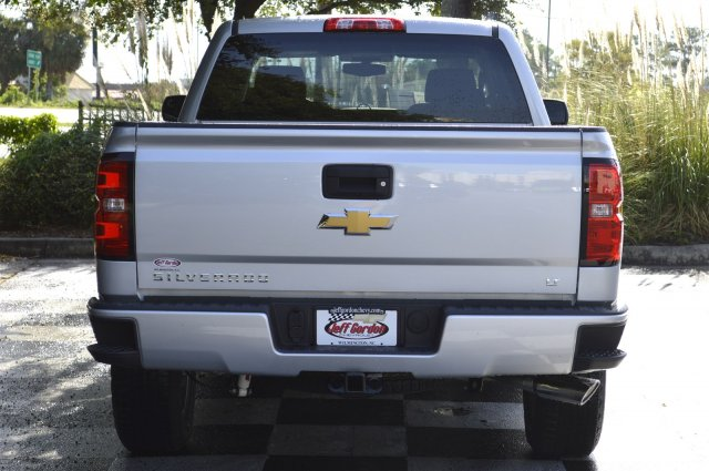 2018 Silverado 1500 Double Cab 4x4, Pickup #T1058 - photo 6