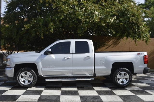 2018 Silverado 1500 Double Cab 4x4, Pickup #T1058 - photo 7