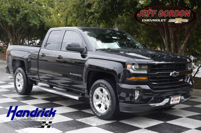 2018 Silverado 1500 Extended Cab 4x4 Pickup #T1060 - photo 1