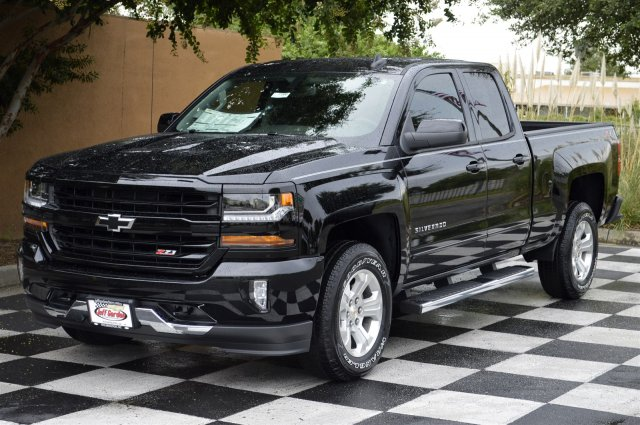 2018 Silverado 1500 Extended Cab 4x4 Pickup #T1060 - photo 3