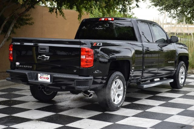 2018 Silverado 1500 Extended Cab 4x4 Pickup #T1060 - photo 2