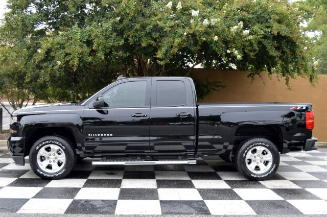2018 Silverado 1500 Extended Cab 4x4 Pickup #T1060 - photo 7