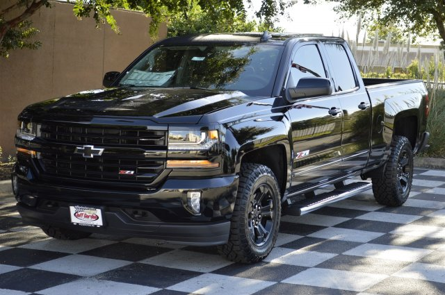 2018 Silverado 1500 Extended Cab 4x4 Pickup #T1064 - photo 3