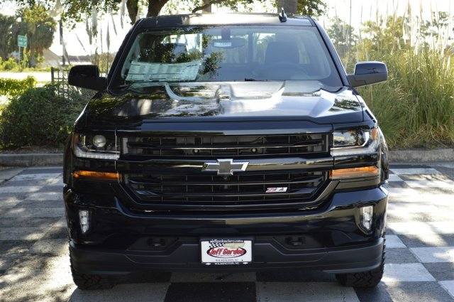 2018 Silverado 1500 Extended Cab 4x4 Pickup #T1064 - photo 4