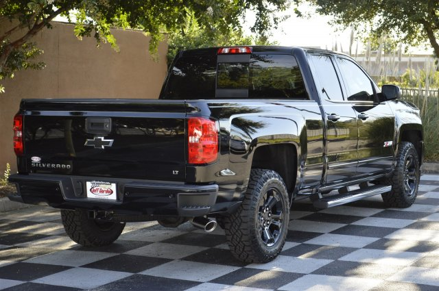 2018 Silverado 1500 Extended Cab 4x4 Pickup #T1064 - photo 2