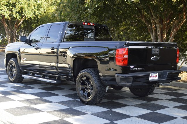 2018 Silverado 1500 Extended Cab 4x4 Pickup #T1064 - photo 5