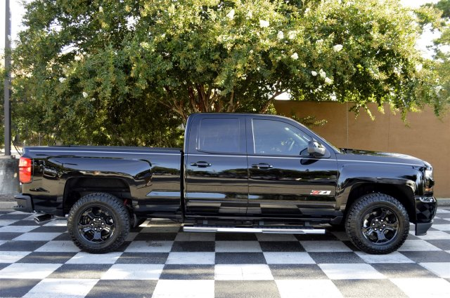 2018 Silverado 1500 Extended Cab 4x4 Pickup #T1064 - photo 8