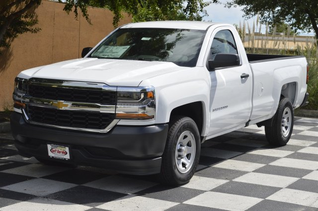 2018 Silverado 1500 Regular Cab, Pickup #T1065 - photo 3