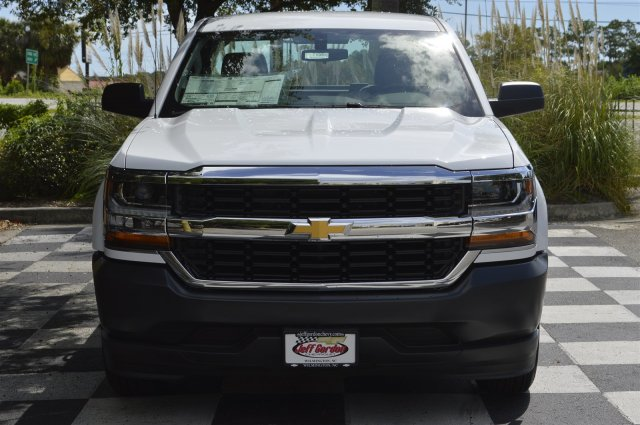 2018 Silverado 1500 Regular Cab Pickup #T1065 - photo 4