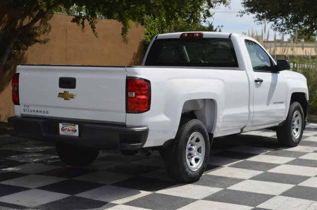 2018 Silverado 1500 Regular Cab, Pickup #T1065 - photo 2