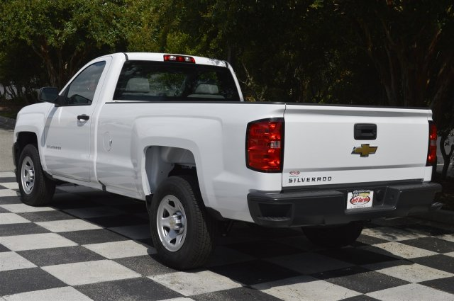 2018 Silverado 1500 Regular Cab Pickup #T1065 - photo 5