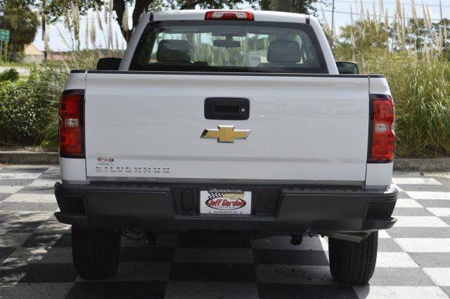 2018 Silverado 1500 Regular Cab, Pickup #T1065 - photo 6