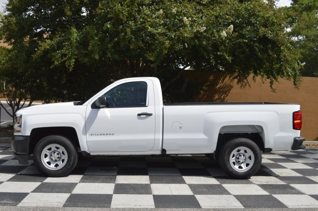 2018 Silverado 1500 Regular Cab Pickup #T1065 - photo 7
