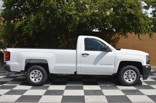 2018 Silverado 1500 Regular Cab, Pickup #T1065 - photo 8
