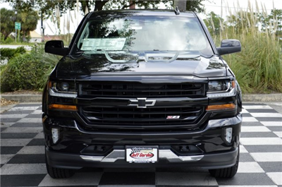 2018 Silverado 1500 Extended Cab 4x4 Pickup #T1067 - photo 4