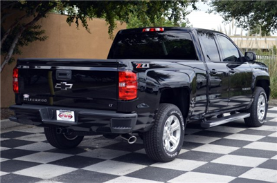 2018 Silverado 1500 Extended Cab 4x4 Pickup #T1067 - photo 2