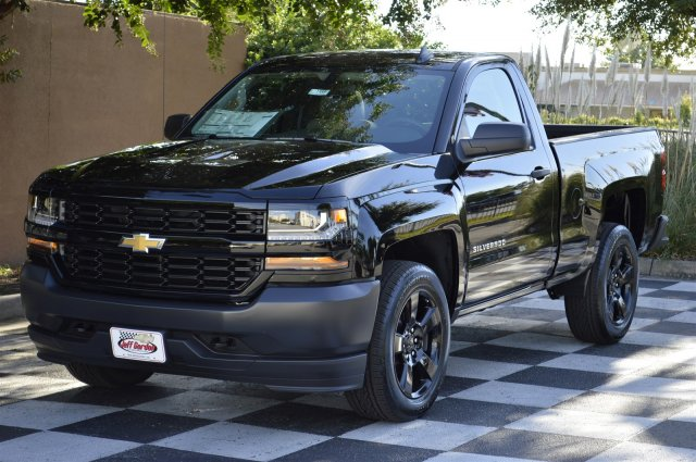 2018 Silverado 1500 Regular Cab 4x4, Pickup #T1069 - photo 3