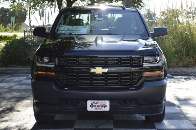 2018 Silverado 1500 Regular Cab 4x4 Pickup #T1069 - photo 4