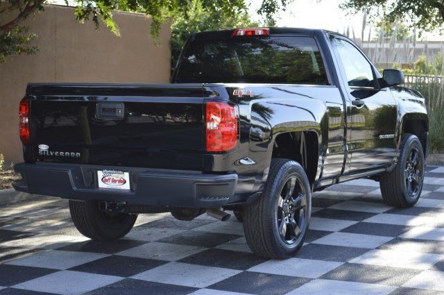 2018 Silverado 1500 Regular Cab 4x4, Pickup #T1069 - photo 2