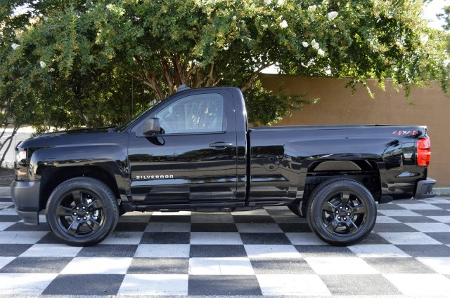 2018 Silverado 1500 Regular Cab 4x4 Pickup #T1069 - photo 7