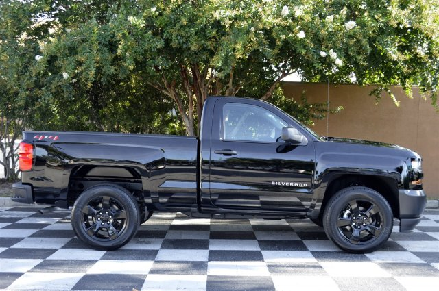 2018 Silverado 1500 Regular Cab 4x4 Pickup #T1069 - photo 8