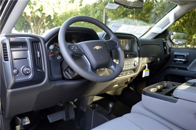 2018 Silverado 1500 Regular Cab 4x4 Pickup #T1069 - photo 11