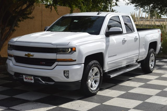 2018 Silverado 1500 Extended Cab 4x4 Pickup #T1070 - photo 3