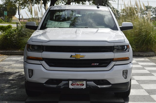 2018 Silverado 1500 Extended Cab 4x4 Pickup #T1070 - photo 4