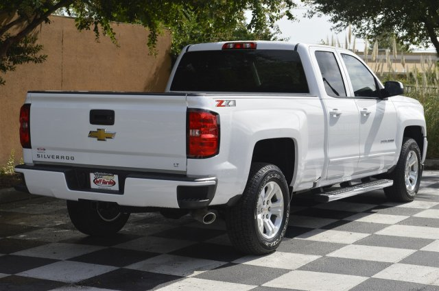 2018 Silverado 1500 Extended Cab 4x4 Pickup #T1070 - photo 2